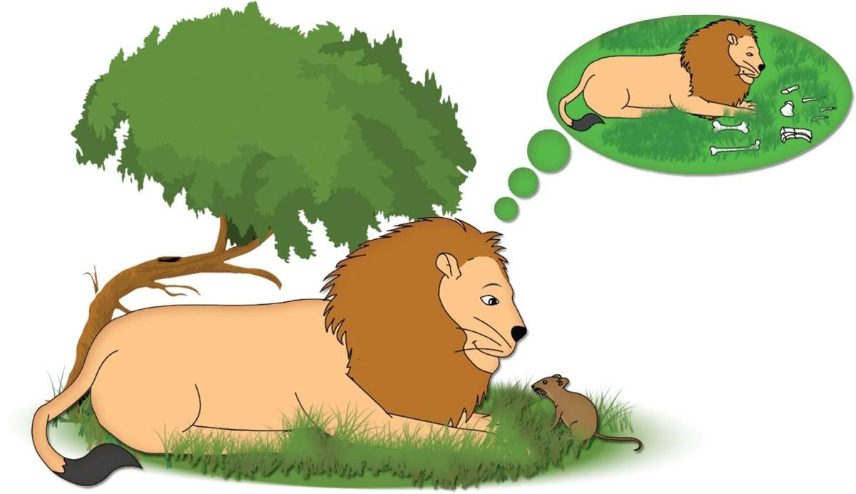 Sheru Lion decides to let go off Neetu Mouse