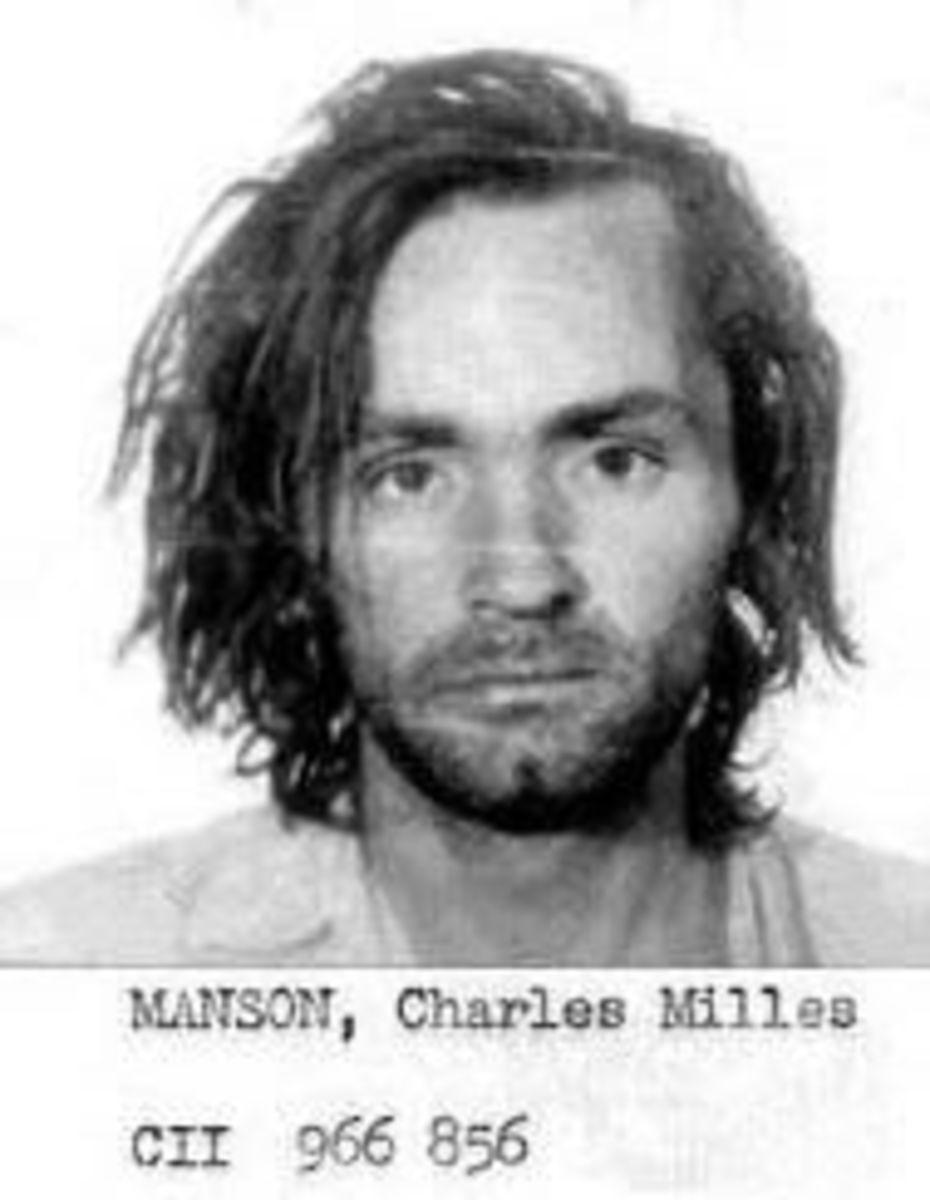 Charles Manson, Unstable Freak, ya think?