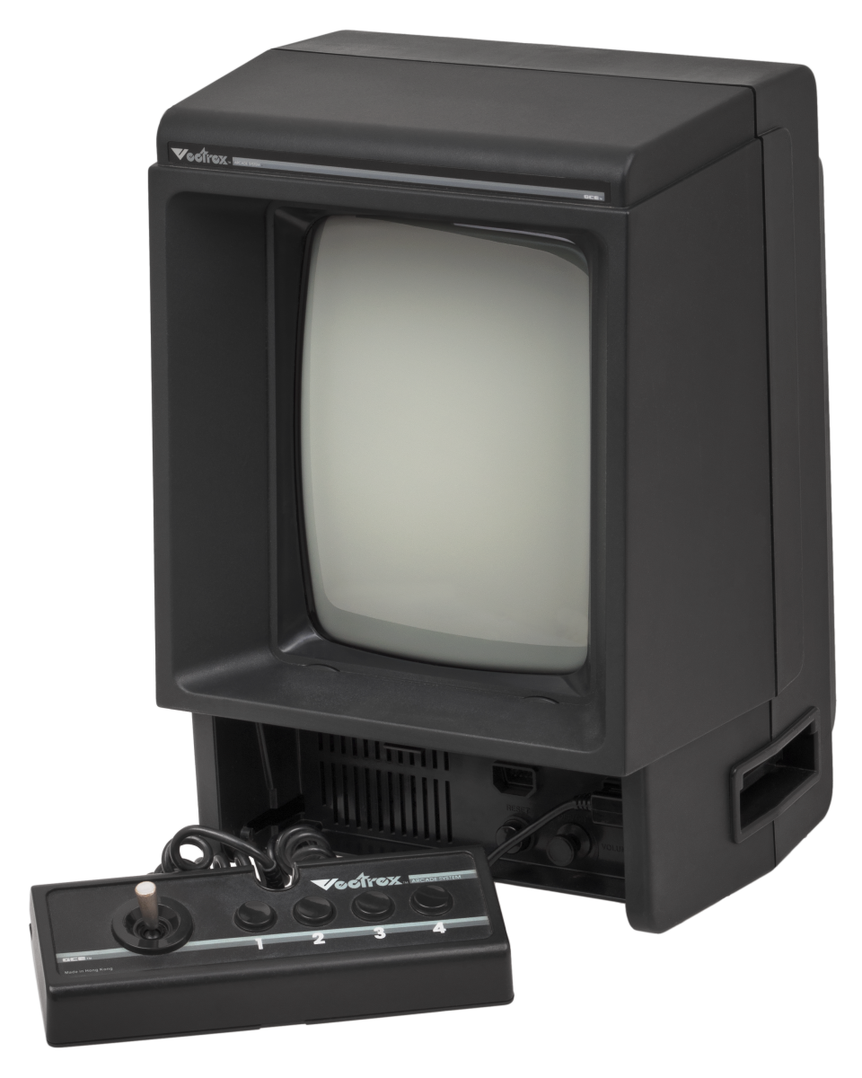 The Vectrex console featured AY hardware for music and sound effects
