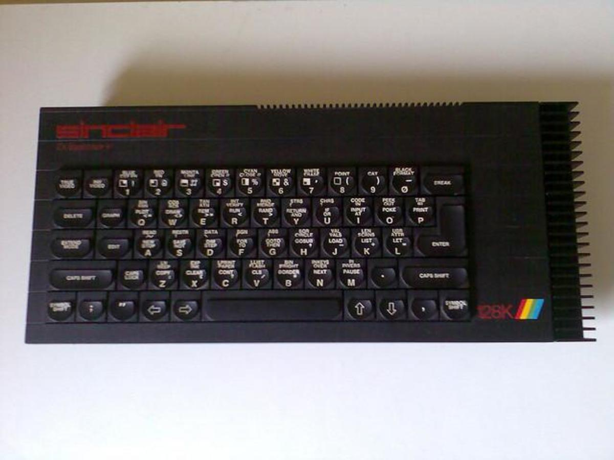 The 'Toast Rack' was finally kitted out with decent sound hardware - The AY Chip