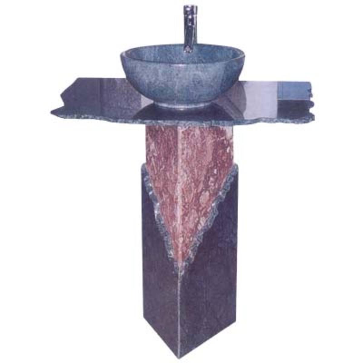 Sink As Sculpture