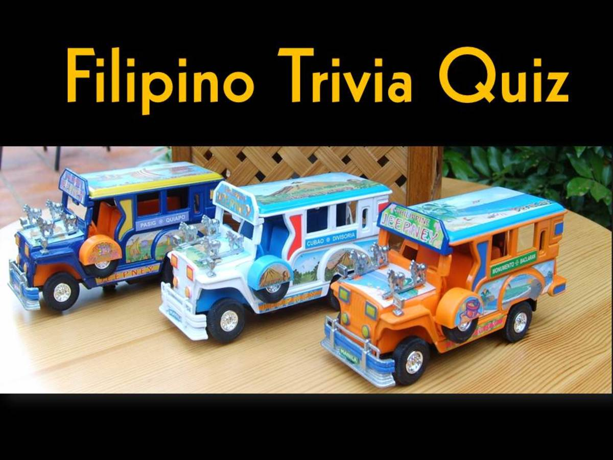 Filipino Trivia Quiz