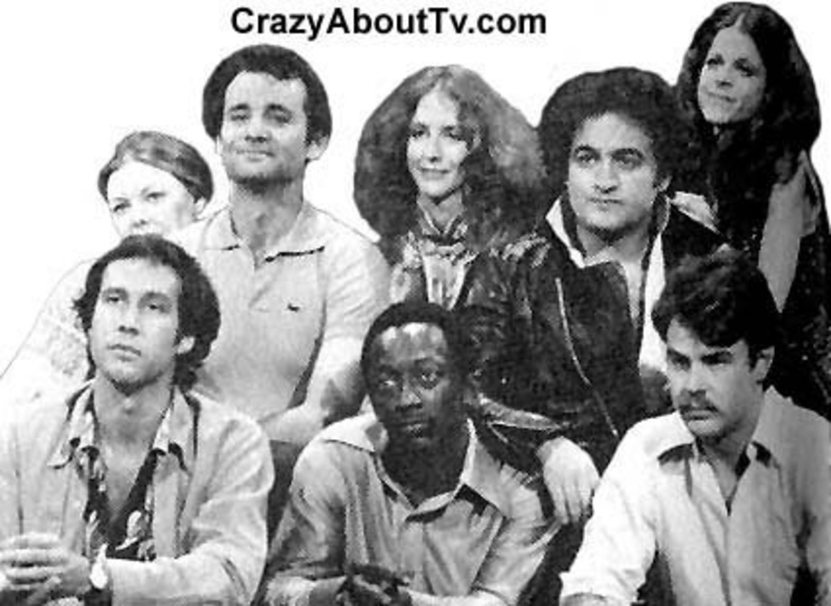 Saturday Night Live First Aired In 1975