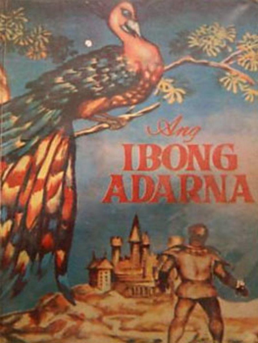 Ibong Adarna Book