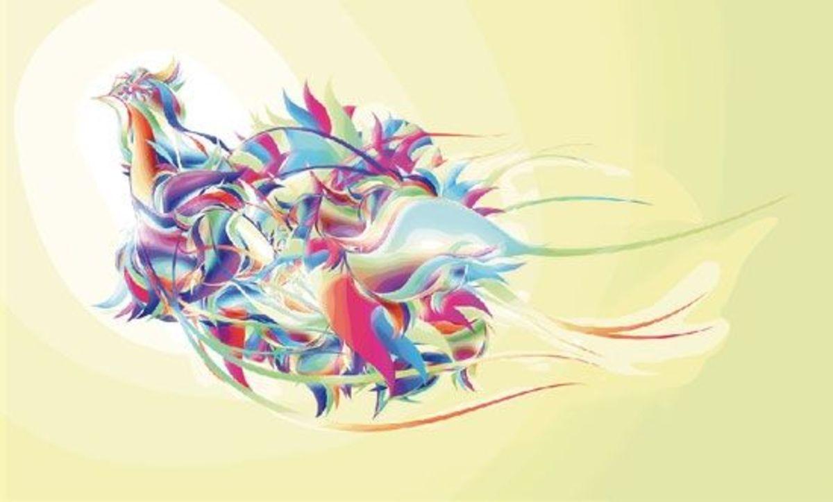 Adarna Bird Art