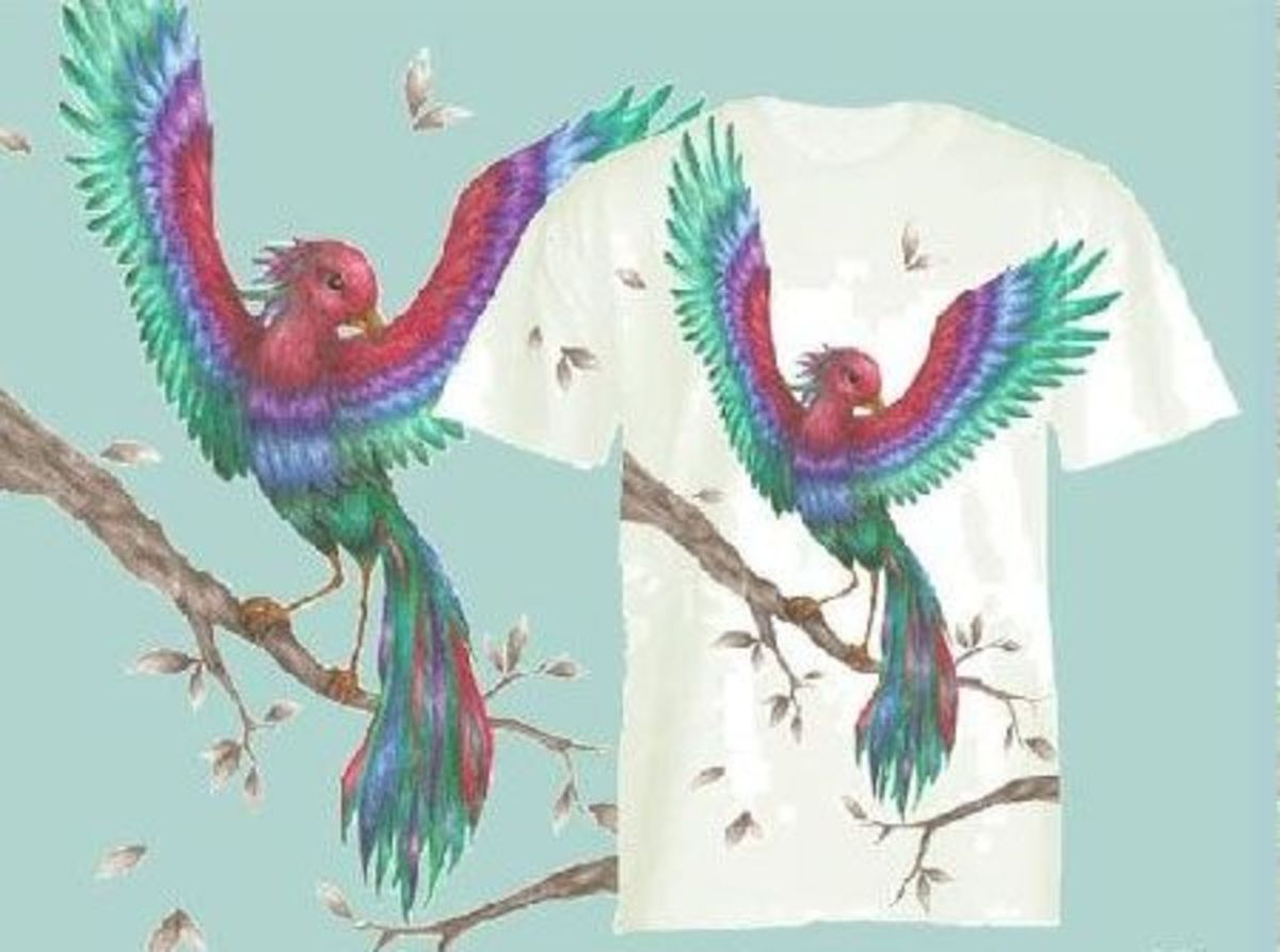 Adarna Bird T Shirt