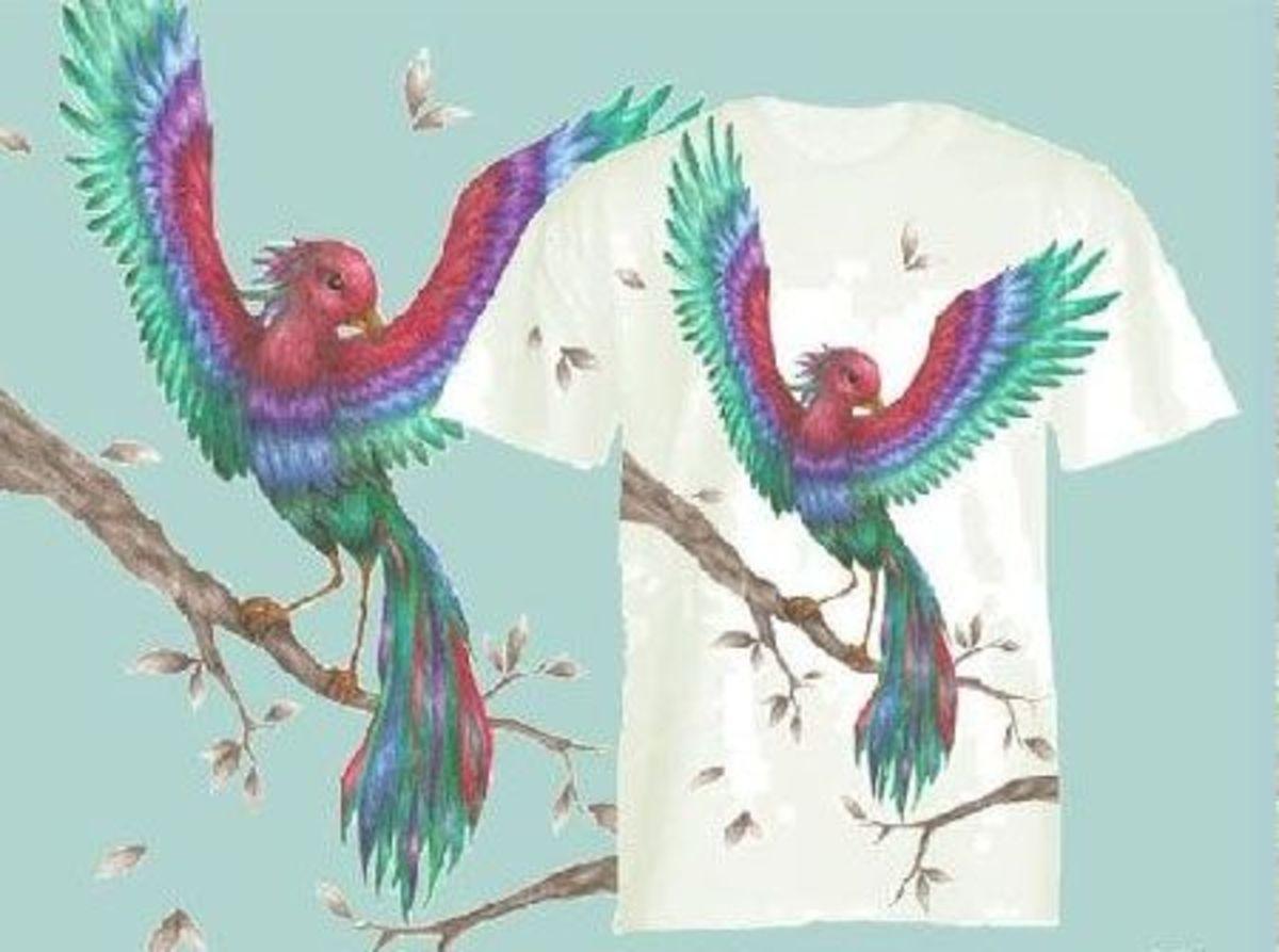 Adarna Bird T Shirt