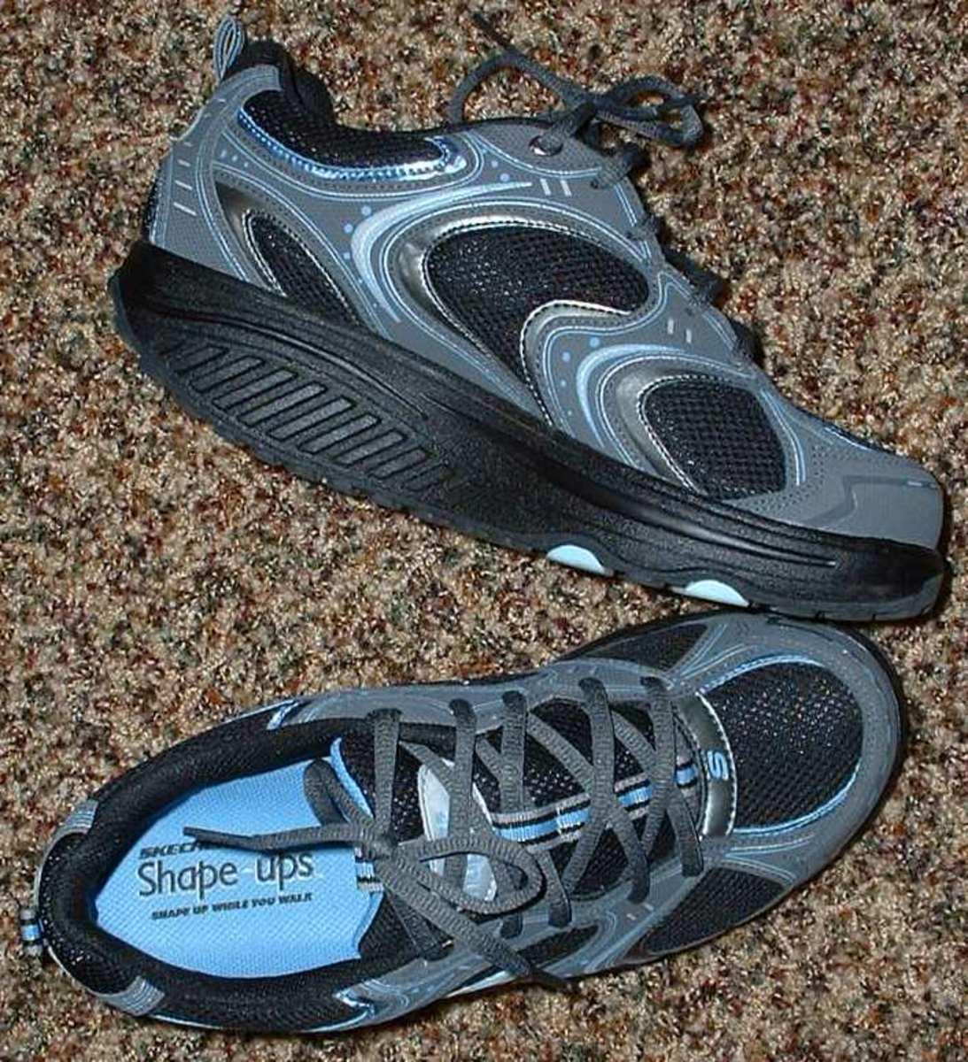 elegantes Aussehen Gute Preise verschiedene Arten von Shape up With Skechers Shape-Ups, Walking Shoes. How They ...