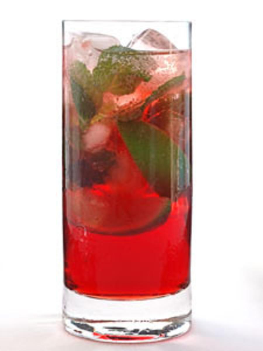 Cape cod Smirnoff® cranberry Juice with Vodka