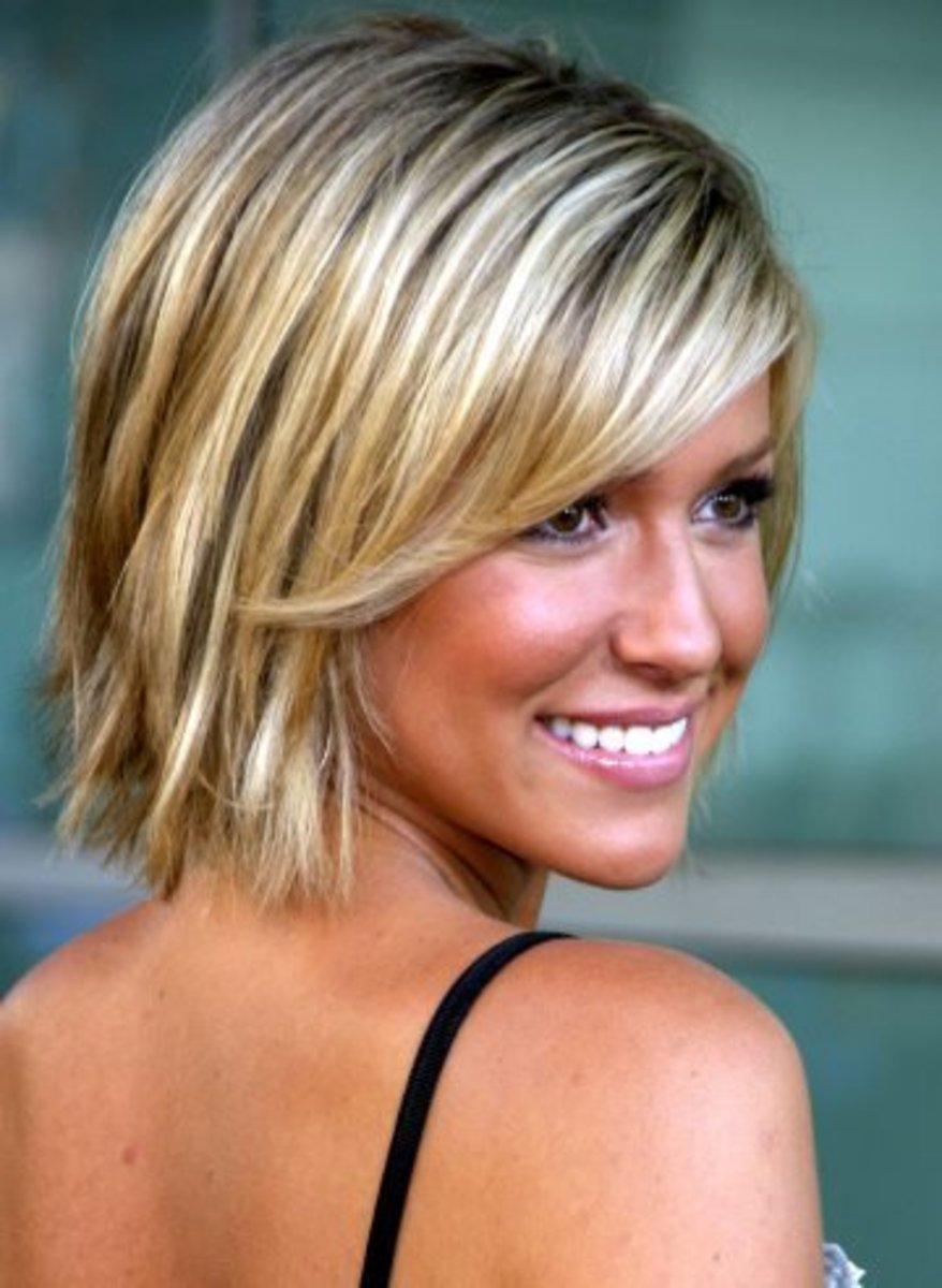 Most Popular Short Hair Styles