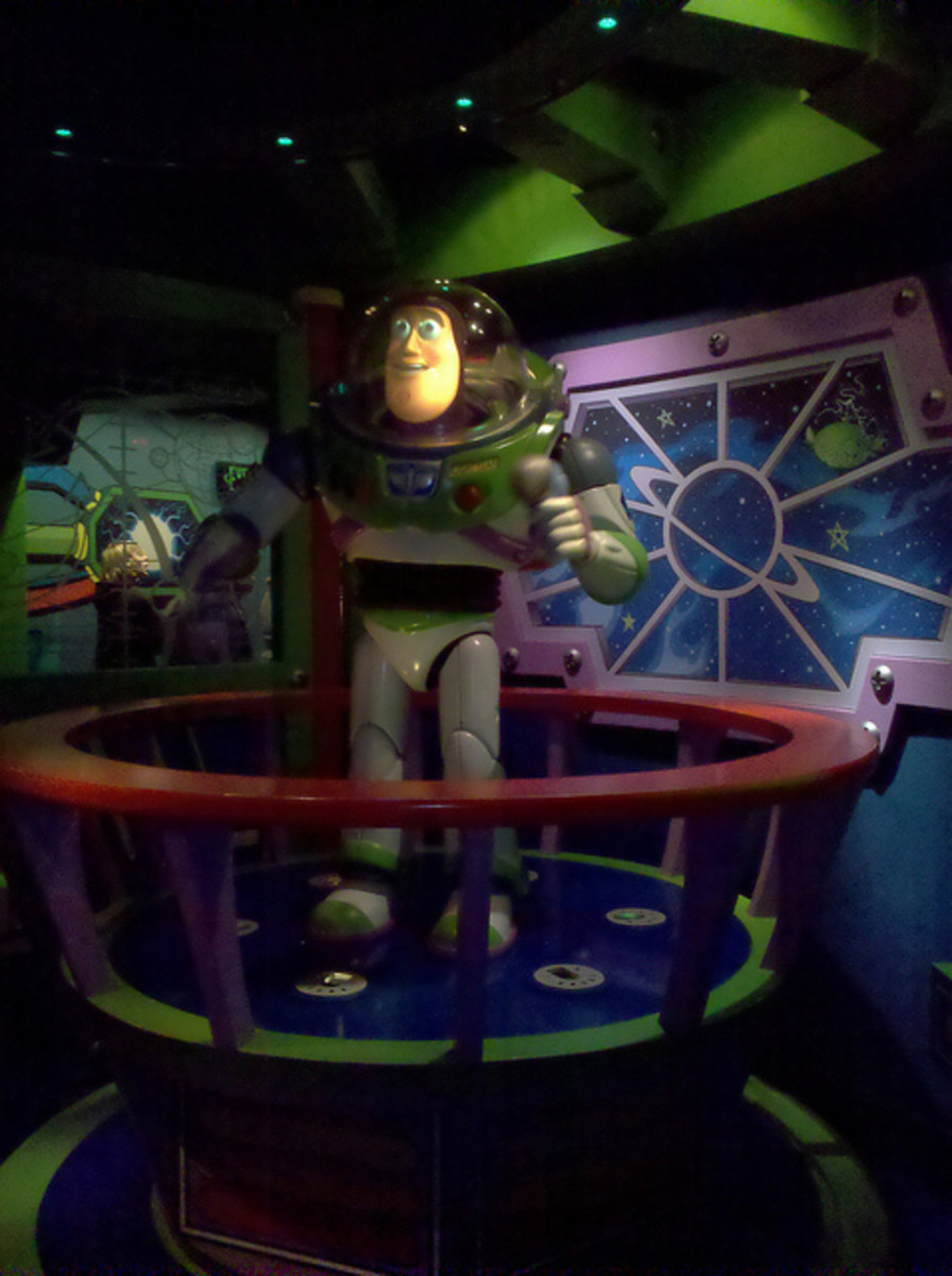 Help Buzz by Hitting Those Targets