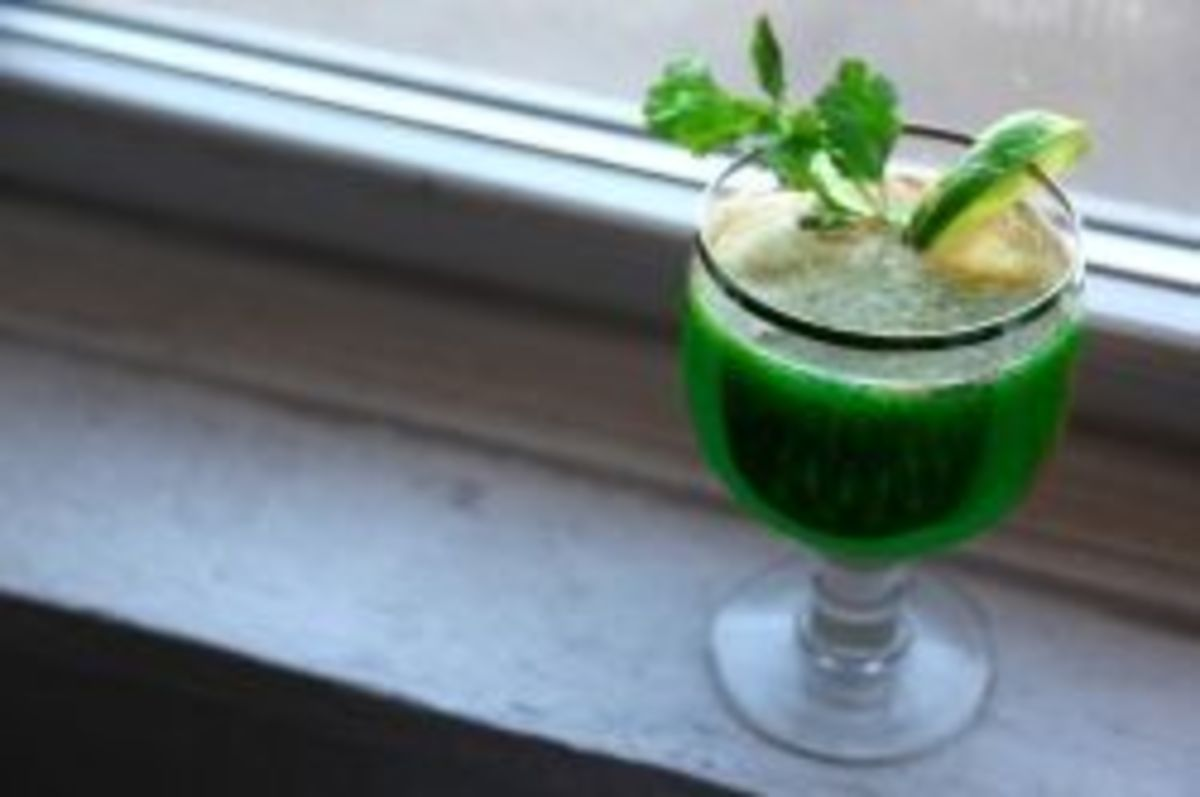 Maria Verde--green