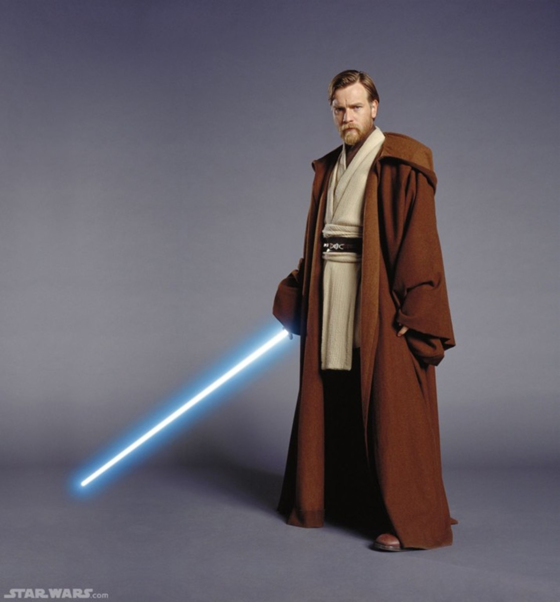 Full Jedi costume with robe
