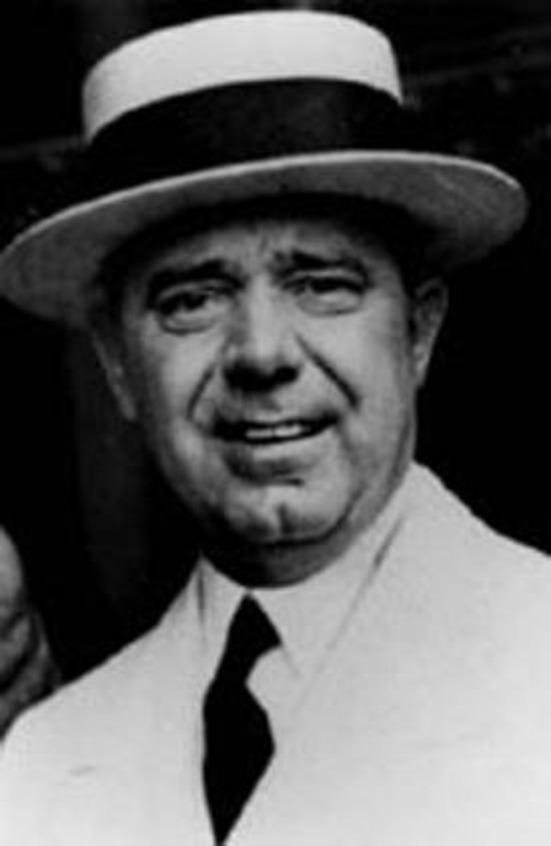 "Huey Long ""The Kingfish"""