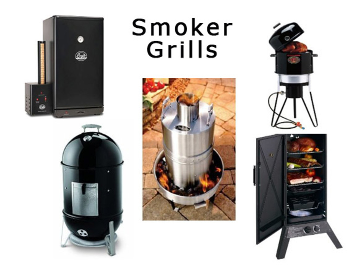 Best Smoker Grill? A Guide for Beginners...