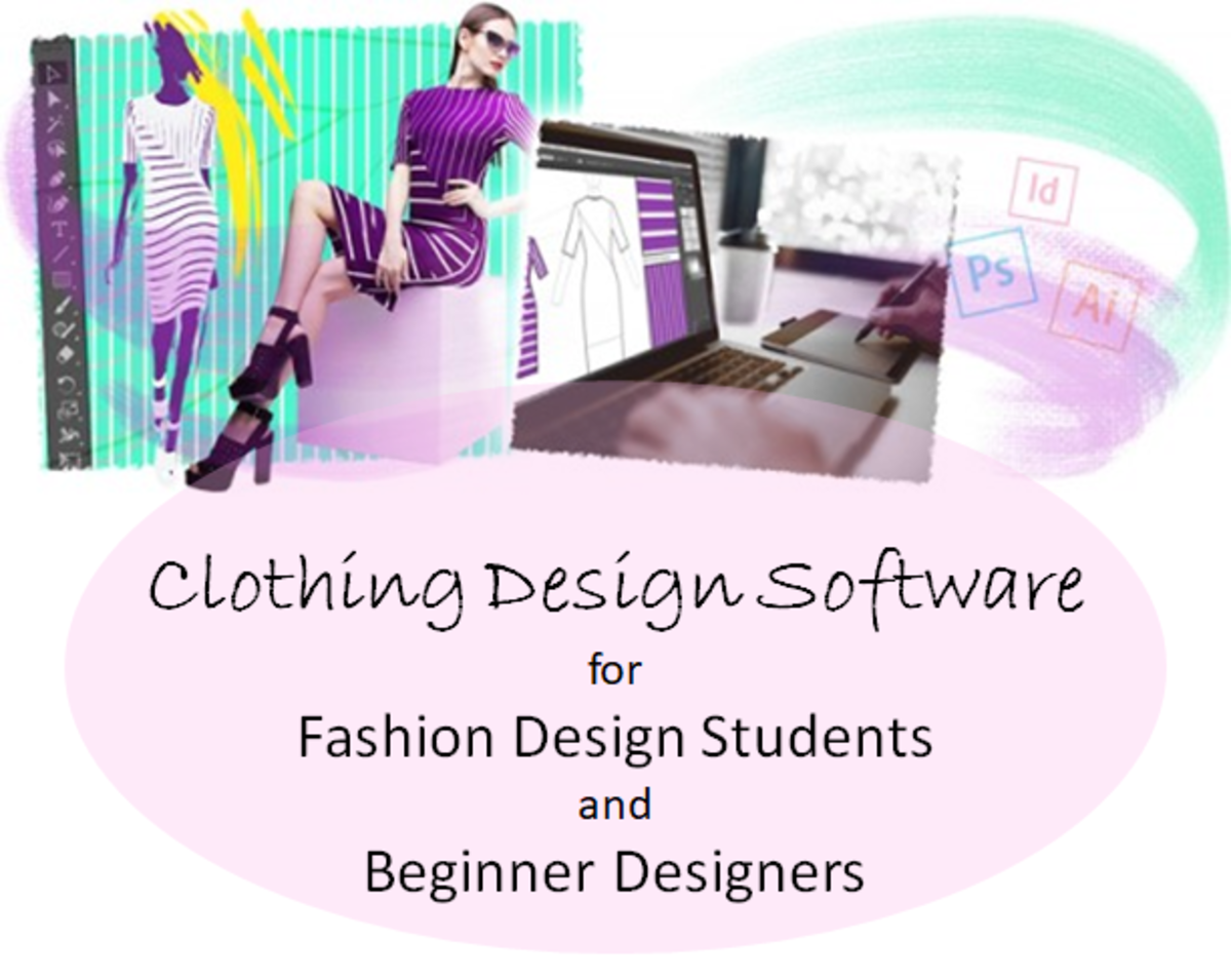 Clothing Design Software For Fashion Design Students And Beginner Designers Hubpages