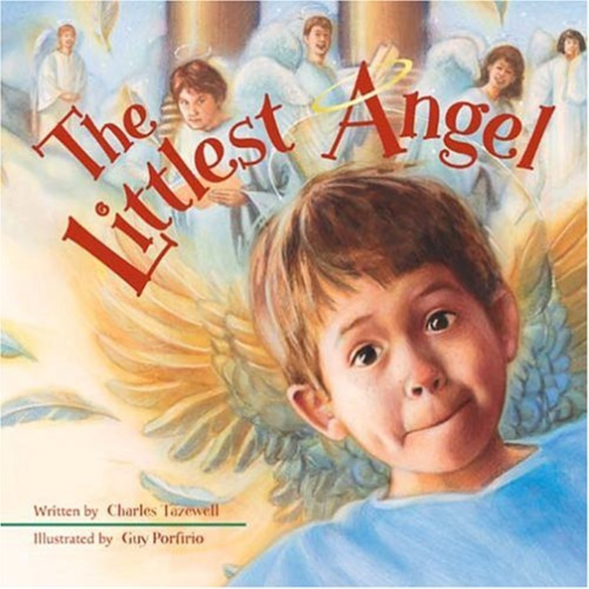 The littlest angel by charles tazewell christmas story