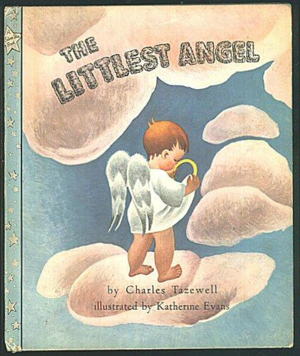 1946 Cover. Illustrated by Katherine Evans, published by Children's Press, Chicago. (ASIN: B000NZBCQ8)