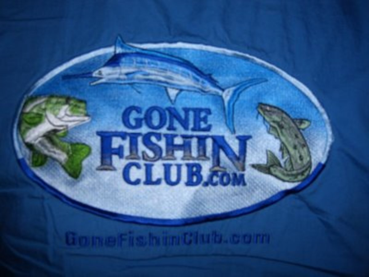 Gone Fishin Club, a fishing club for everybody!