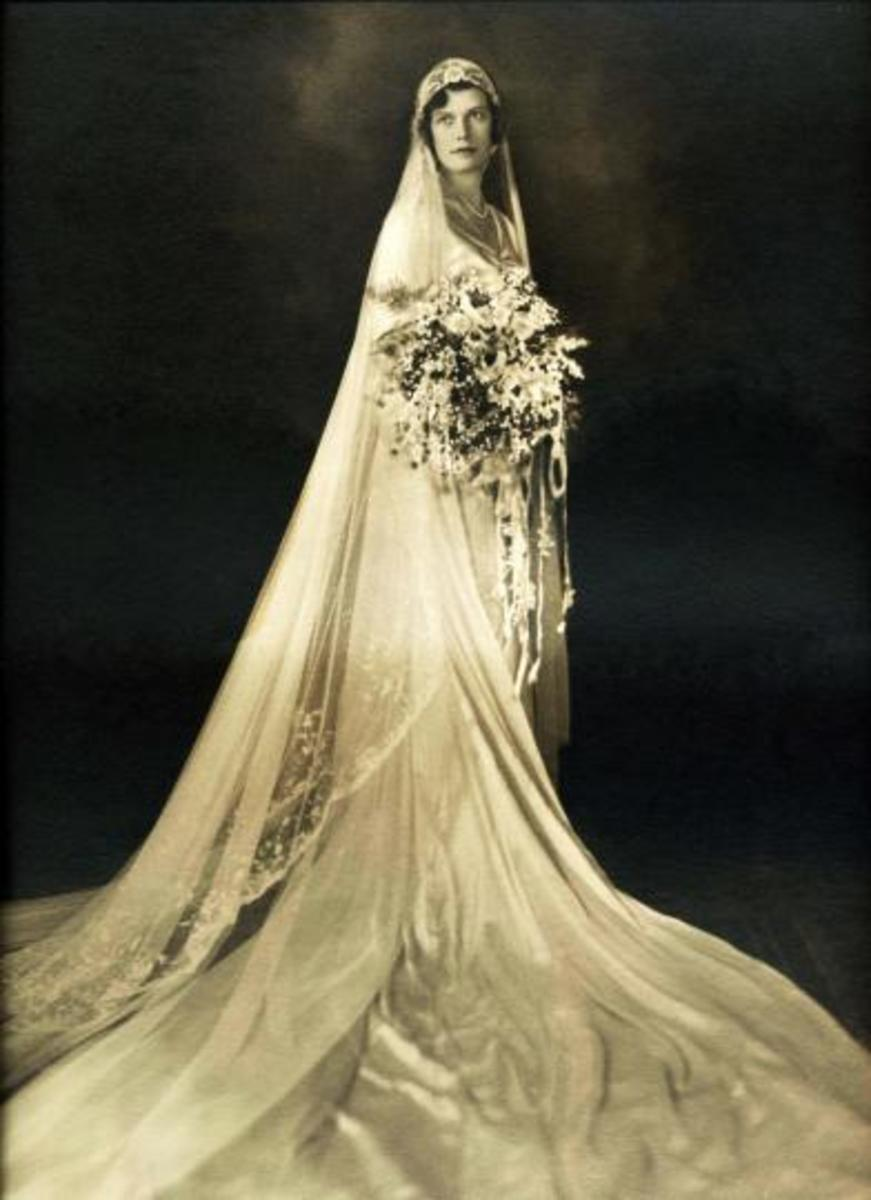 1935 Wedding Photo