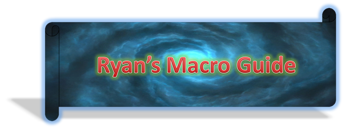 World of Warcraft Macro Guide / How to make wow macros