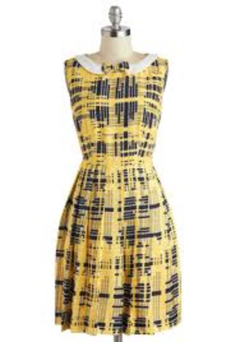 early 60s dress