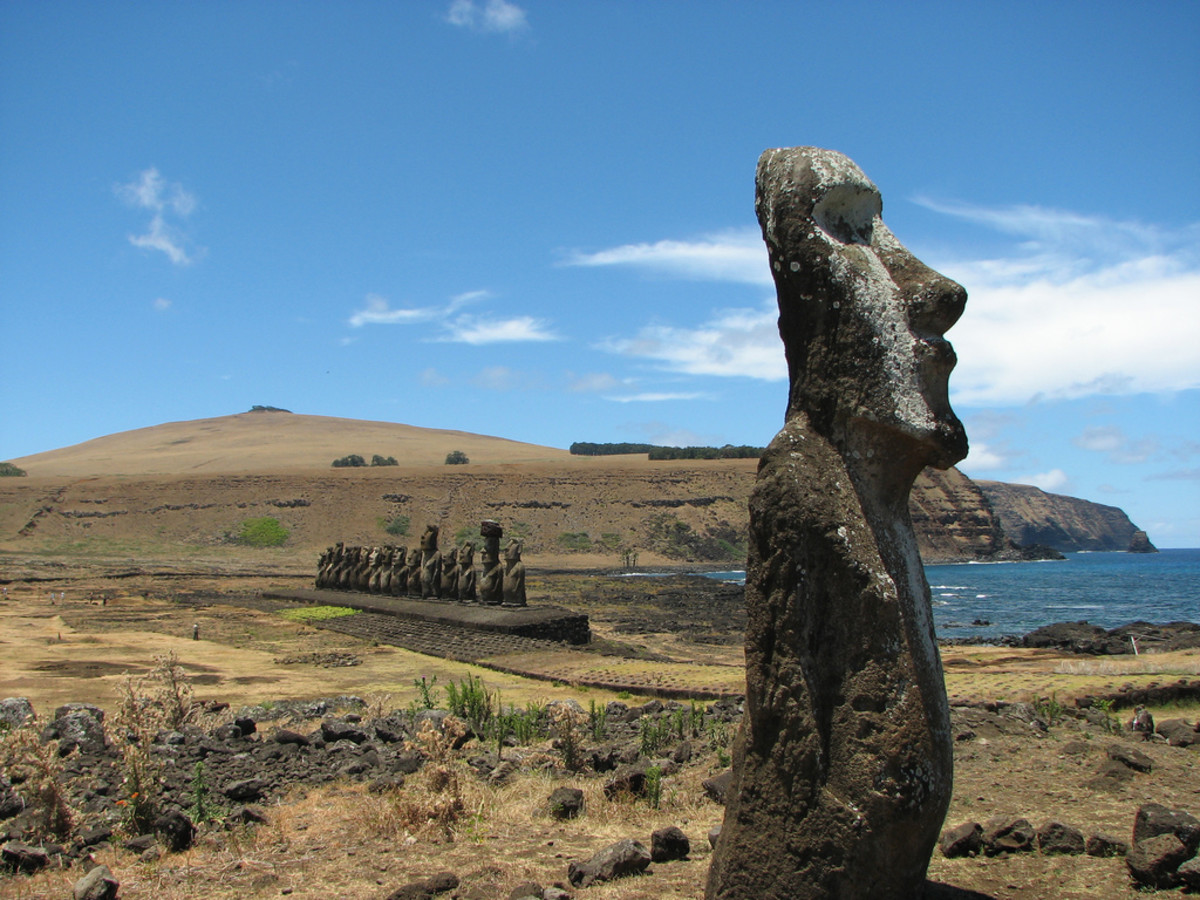 Chilean attractions at its best: Easter Island