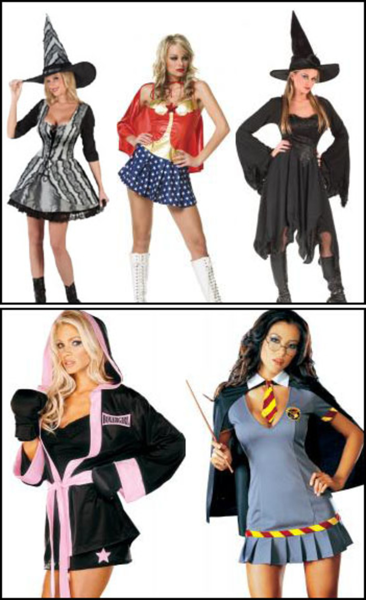 Halloween Costume Ideas and Inspiration | HubPages