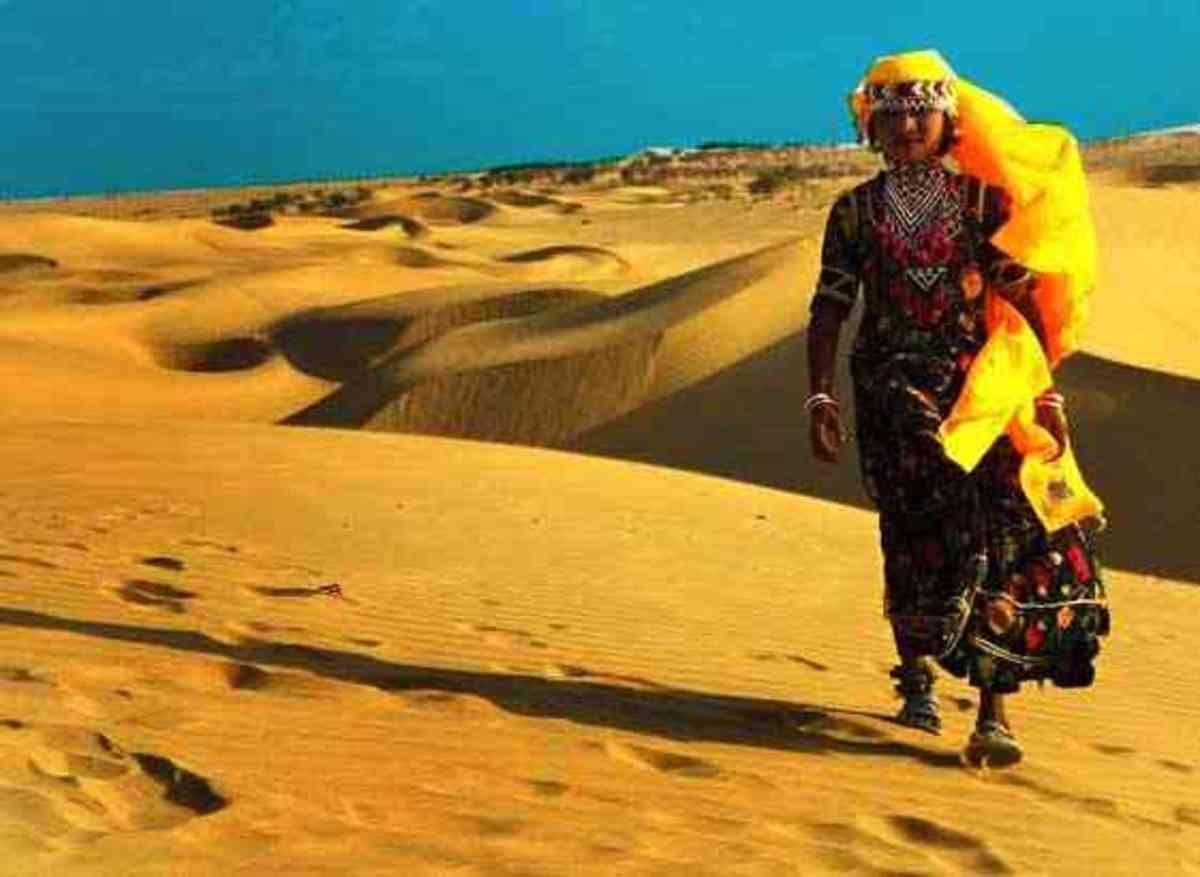 roaming freely in the desert as their ancestors did