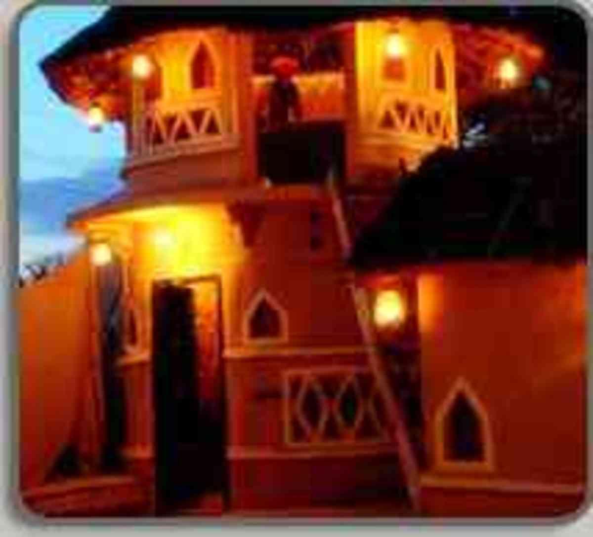 A resort in rajasthan