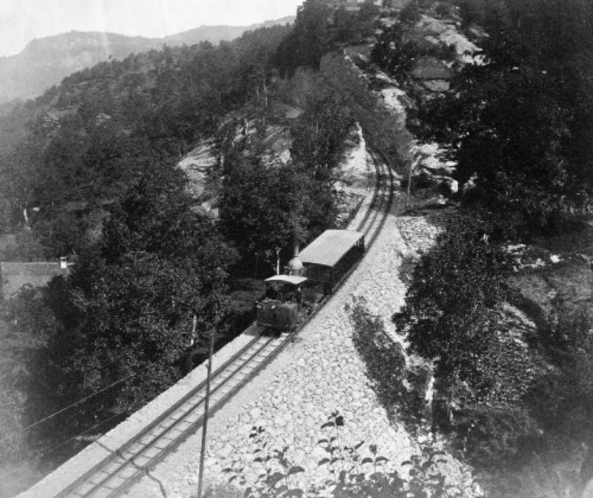 Cog Railways In Switzerland