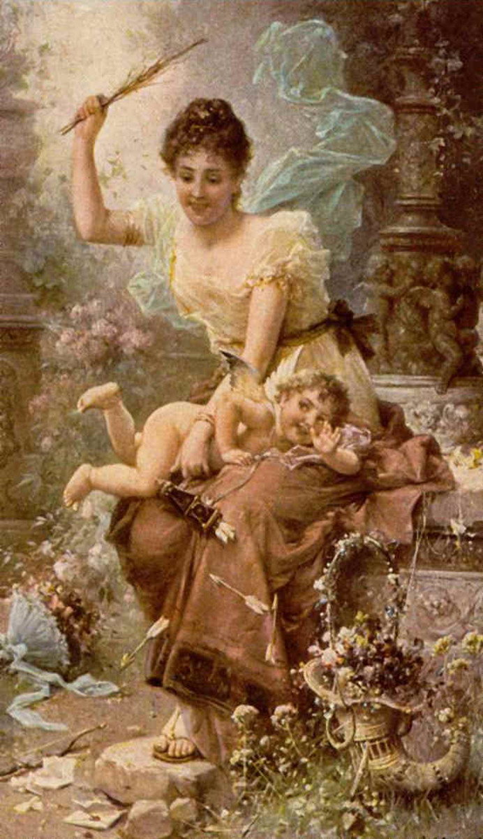 Spear the rod and spoil the child....