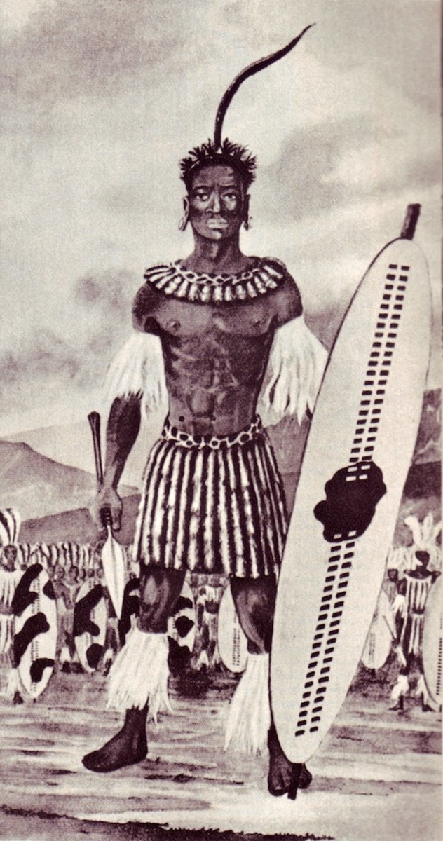 Shaka, The King Who United the Disparate Clans of the Zulus into One Zulu Nation