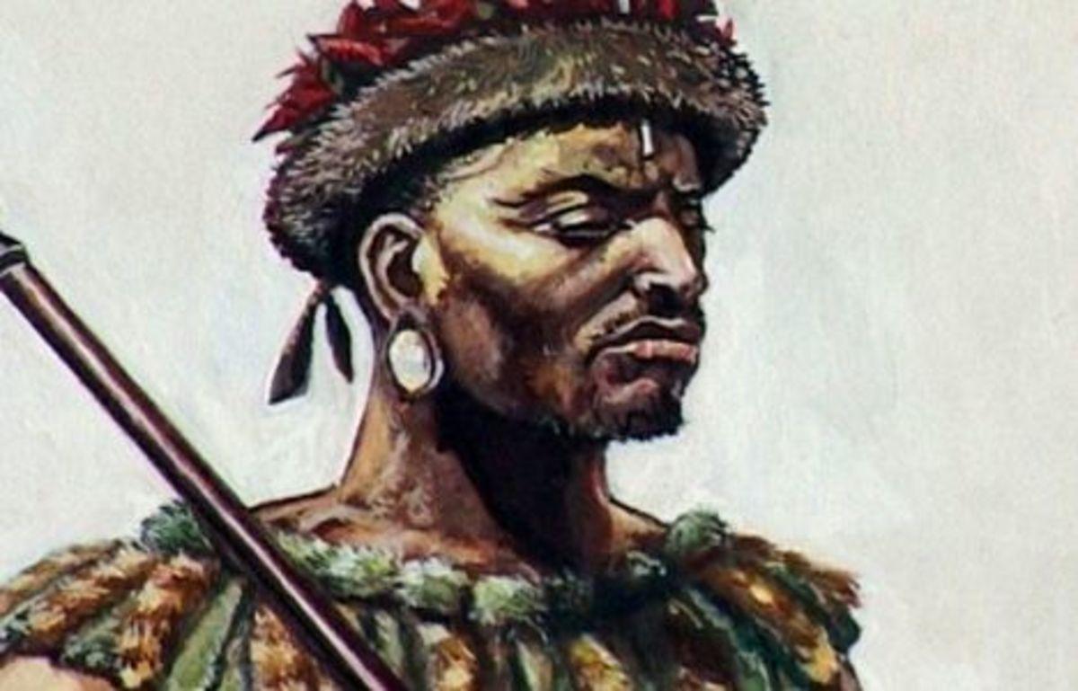Shaka's Painting