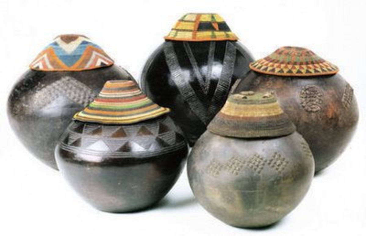 Zulu Earthenware