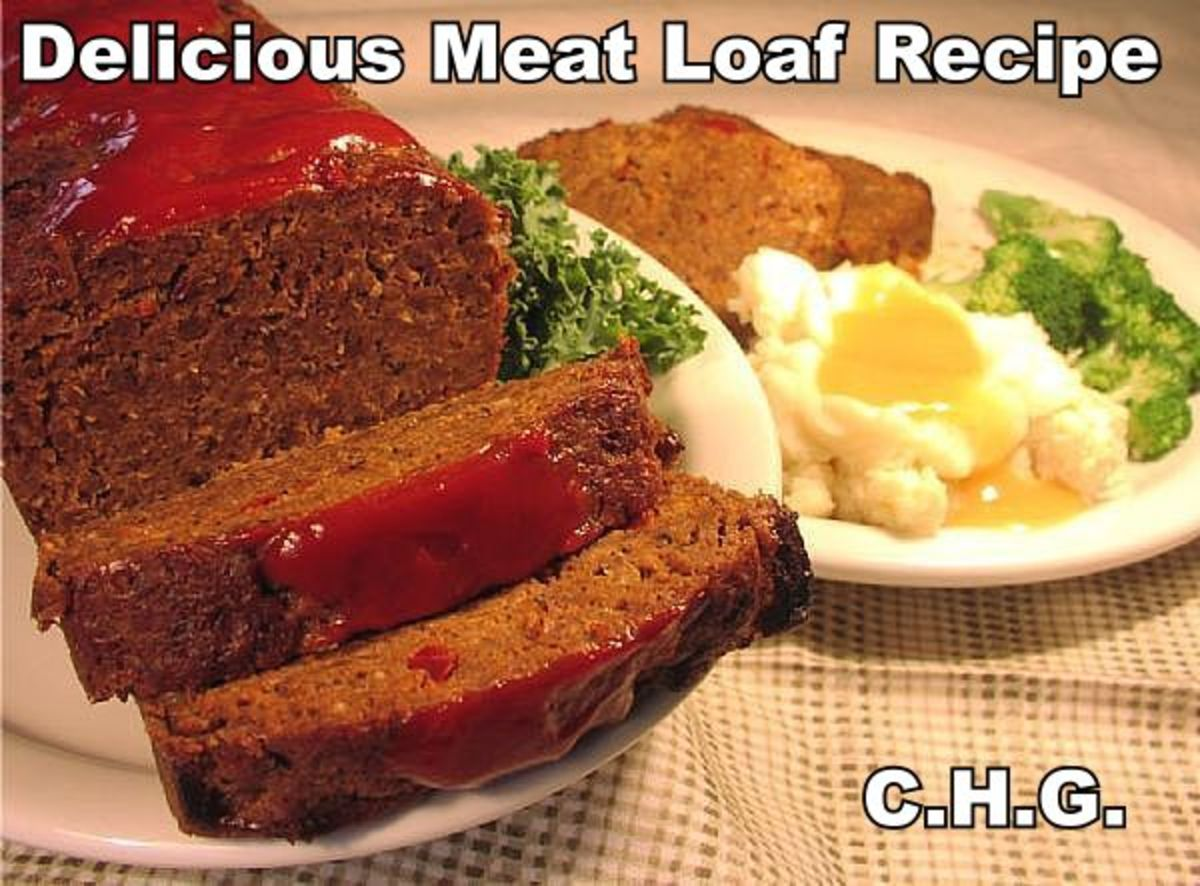 Here's a really delicious recipe for meat loaf that everyone is sure to enjoy.