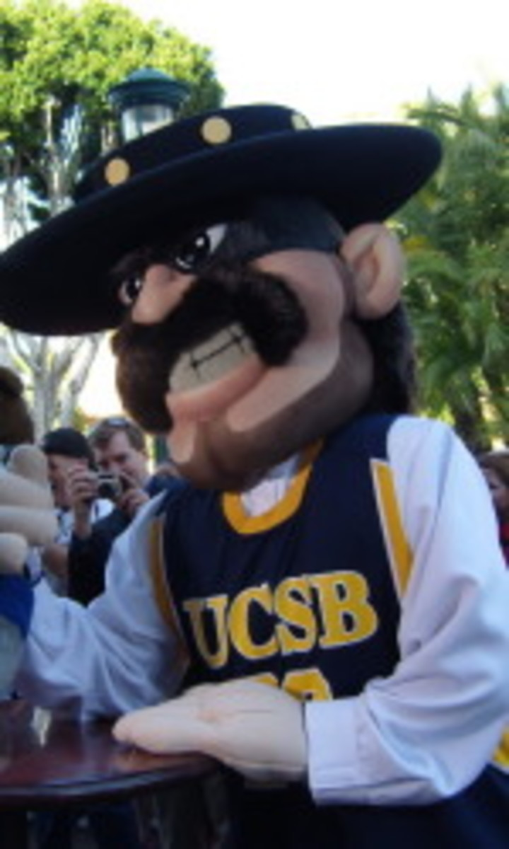 Strange But Fun College Mascots