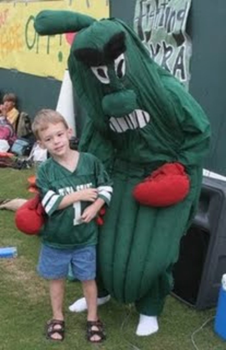 The Delta State University Fighting Okra