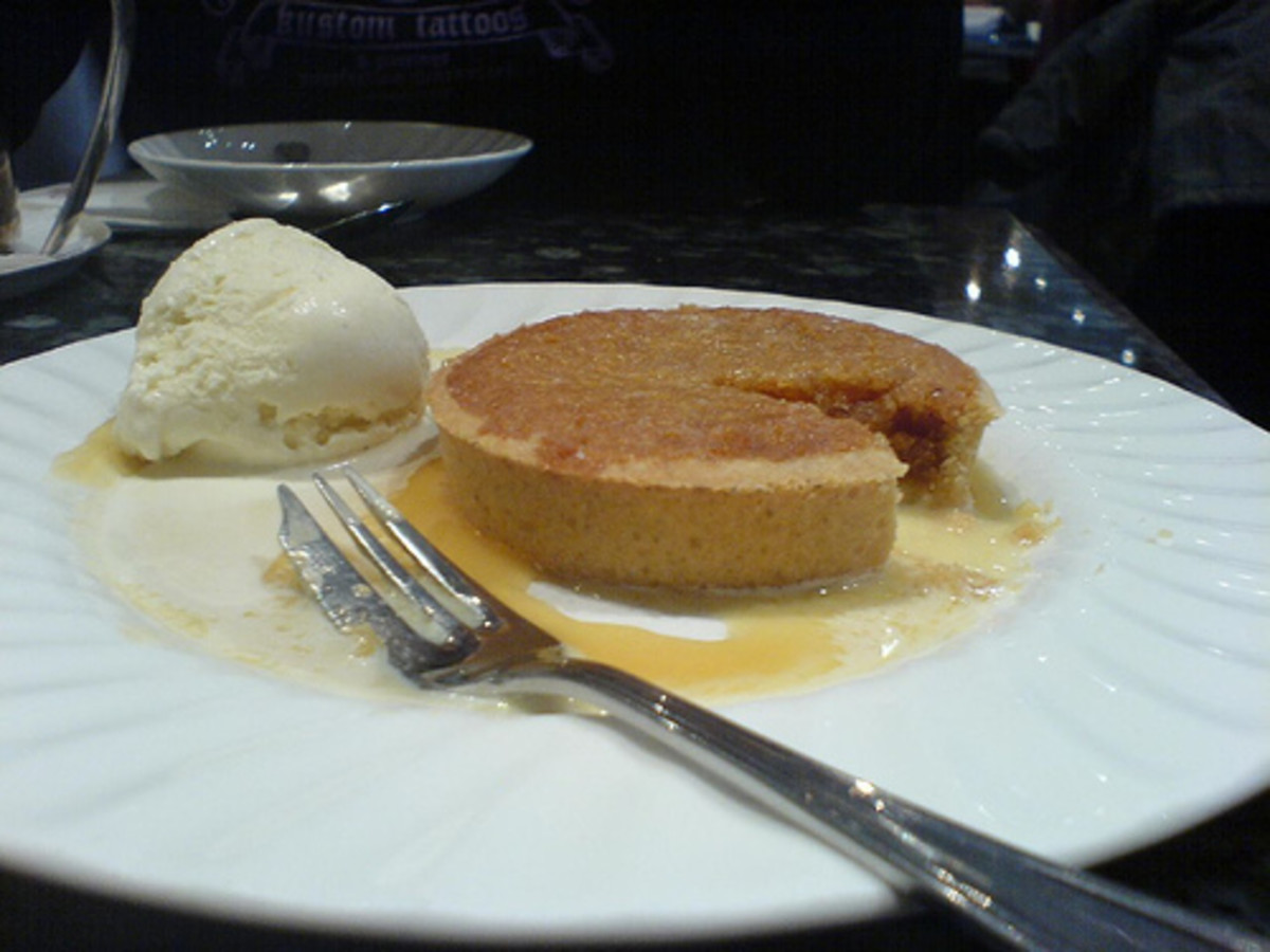 Economy Gastronomy Recipes.  Treacle Tart,