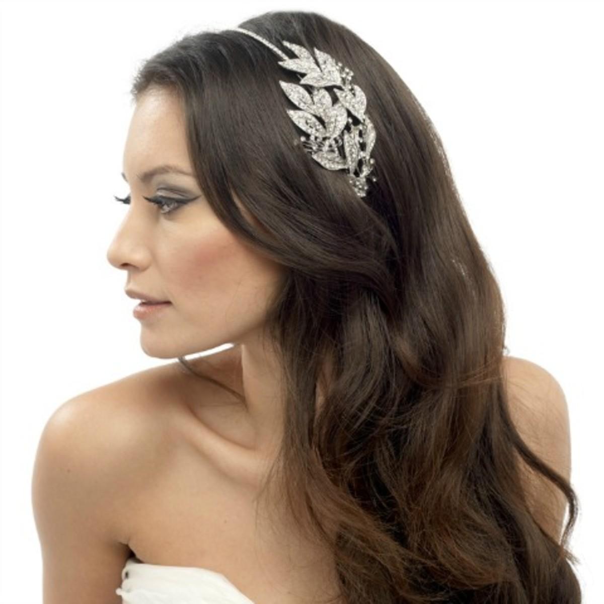 Dressy headband