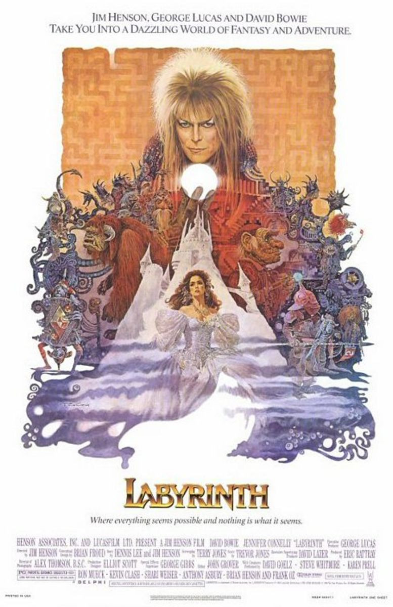 Labyrinth and Return to Oz as Metanarratives