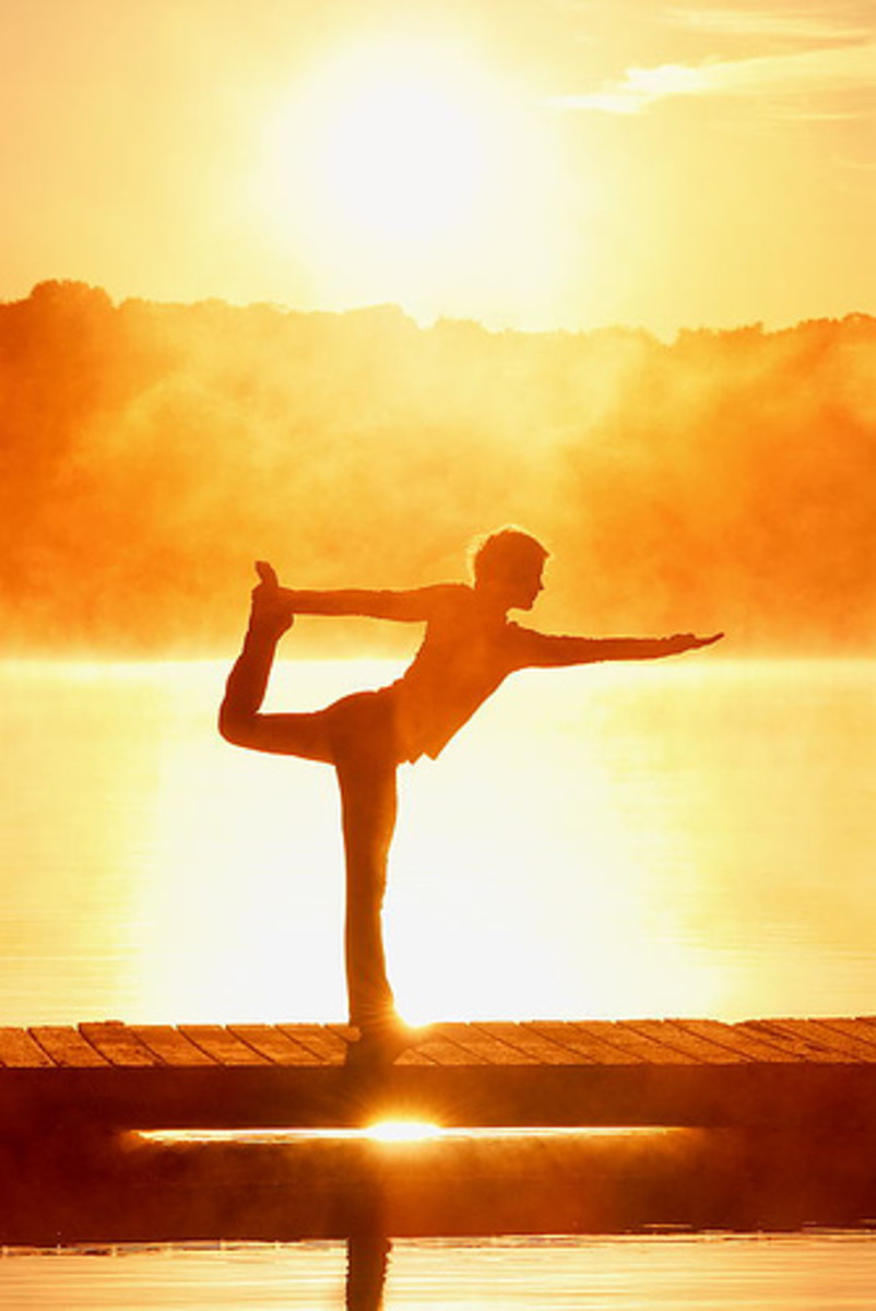 What Makes Yoga at Sunrise Ideal?