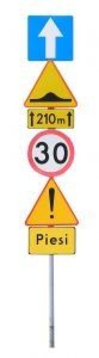 confusing road sign photo by Michal Zacharzewski, SXC