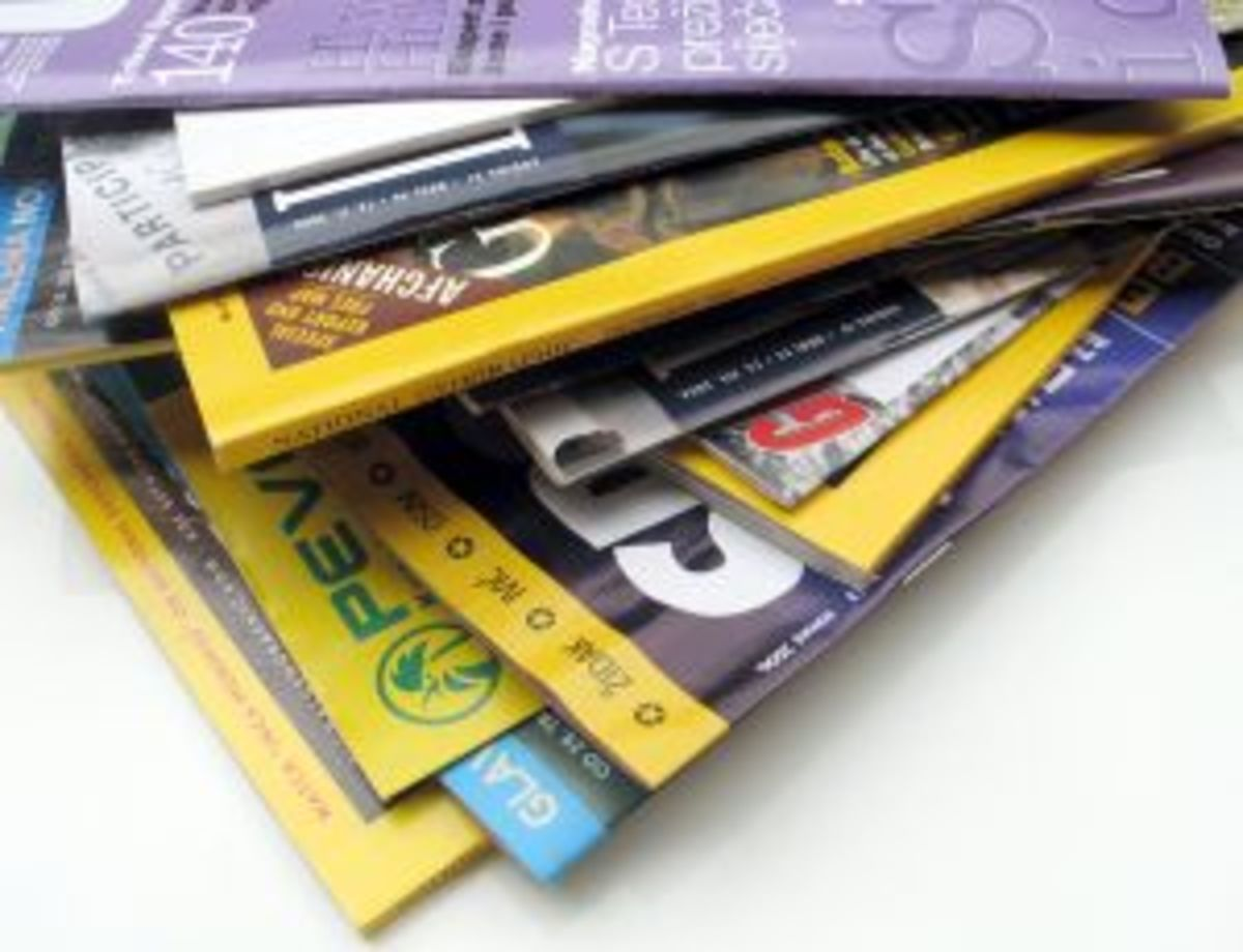 Sample letters to cancel magazine subscription
