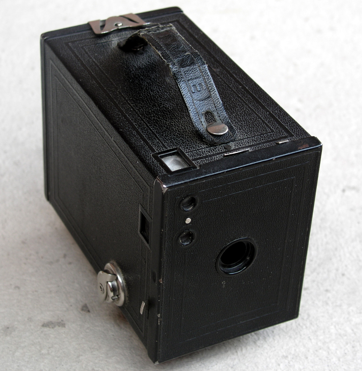 1910 Brownie Box Camera