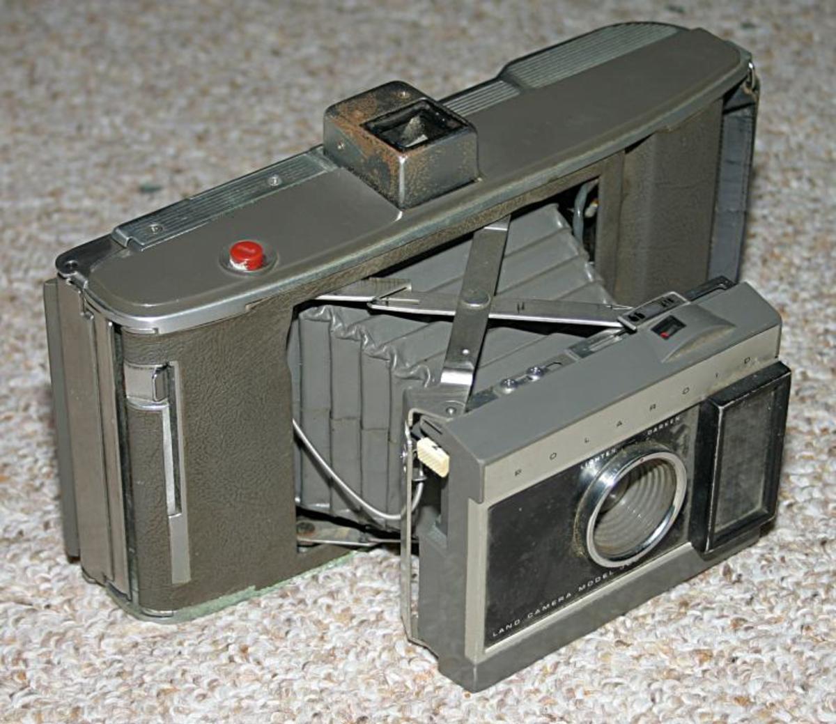 1961 Polaroid Model J66