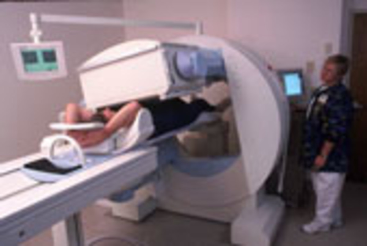 MRI - Nuclear Medicine - Photography Application