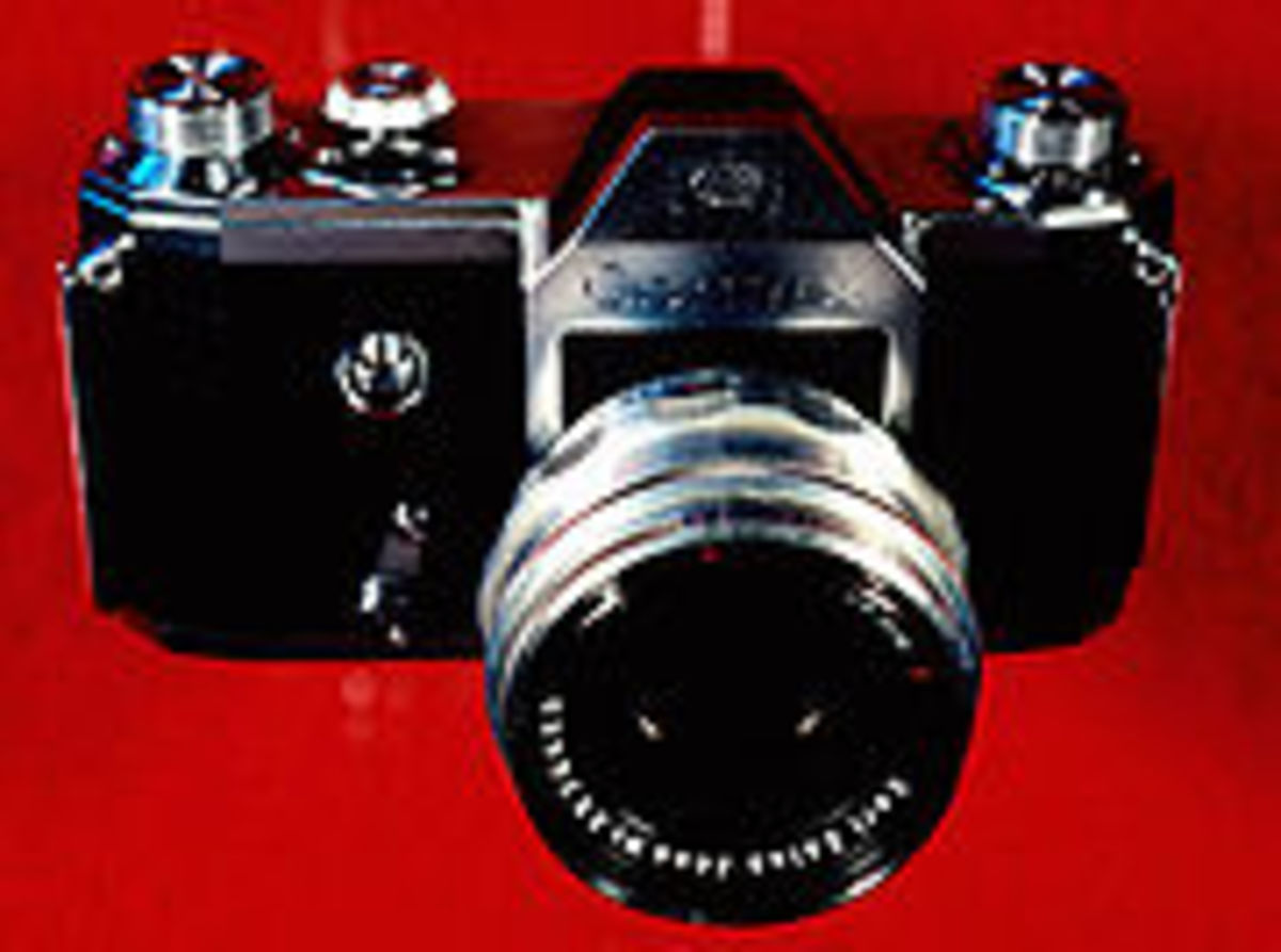 1949 Contax S - First SLR