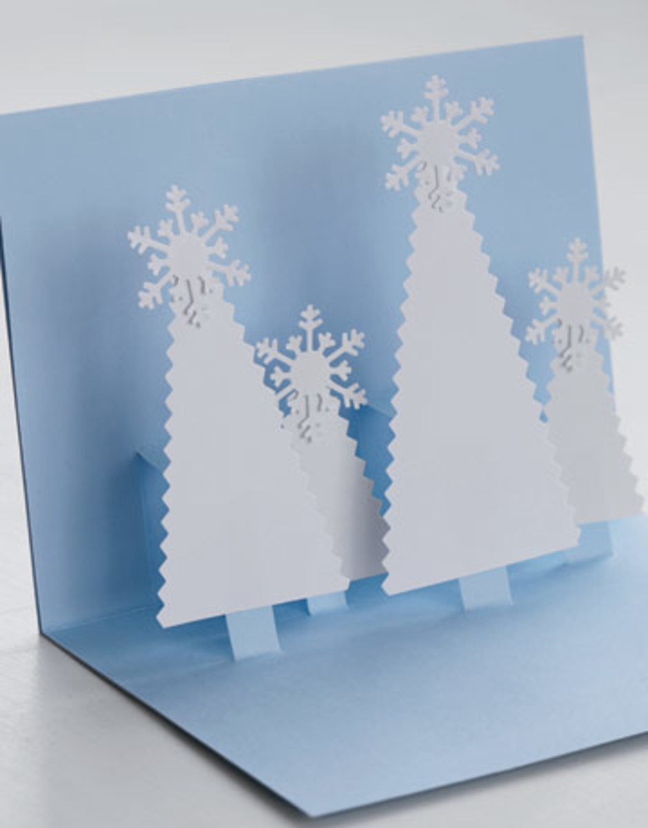 Pop Up Christmas Cards | HubPages