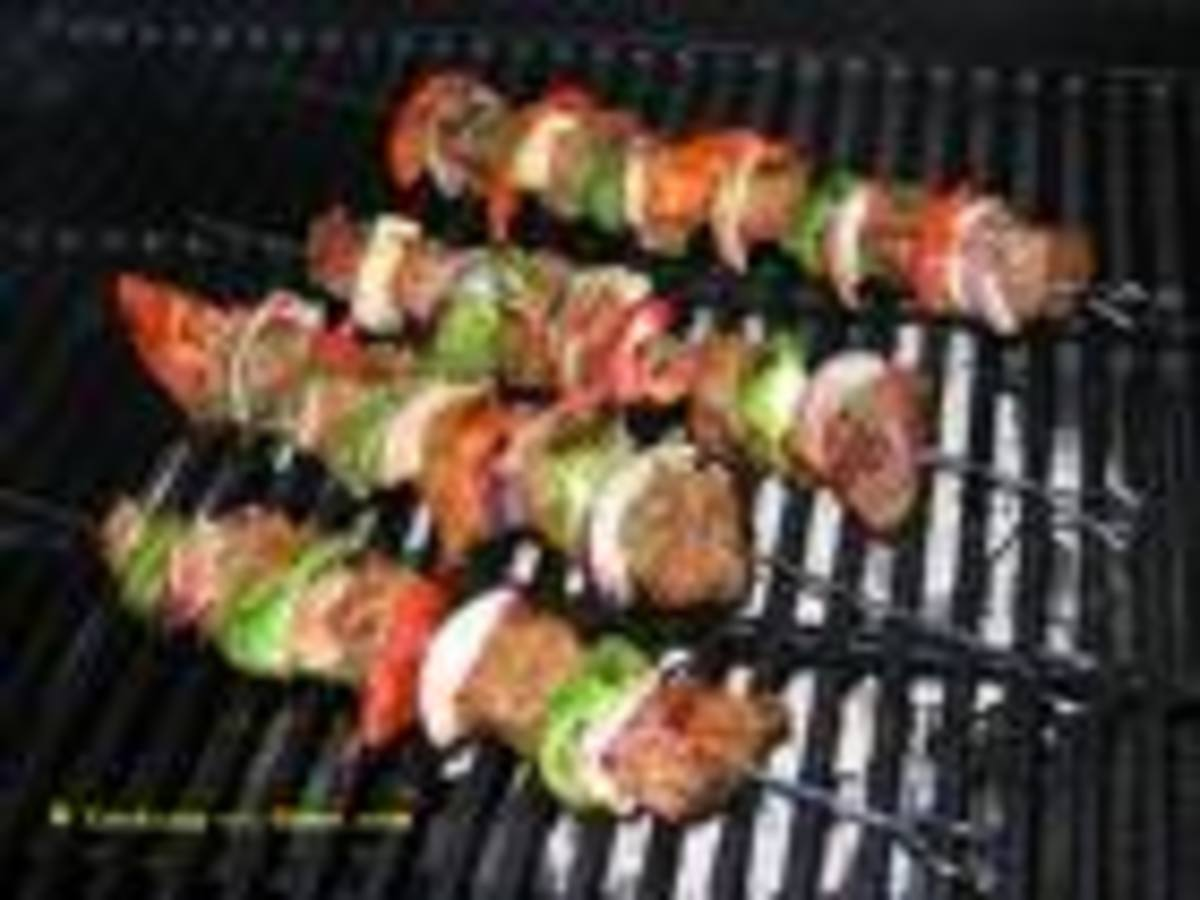 Delicious Shish-Kabobs